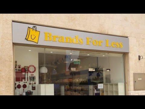 BRANDS FOR LESS… DUBAI