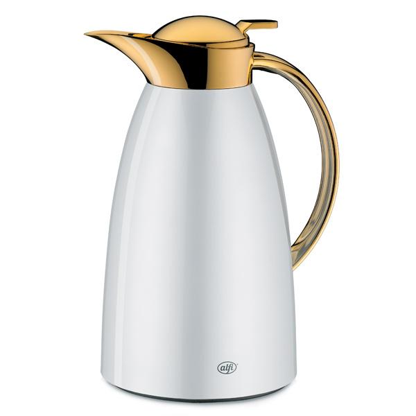 Alfi Gusto Polar White Gold Arabic Flask-Alfi