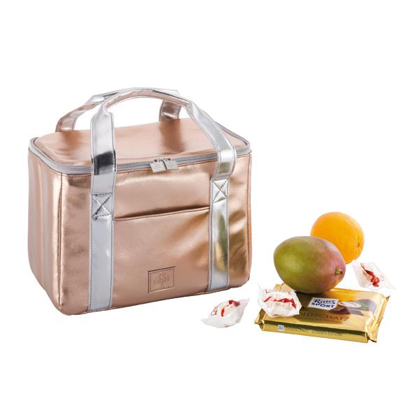 BeCool City Rosegold Cooler Bag-BeCool