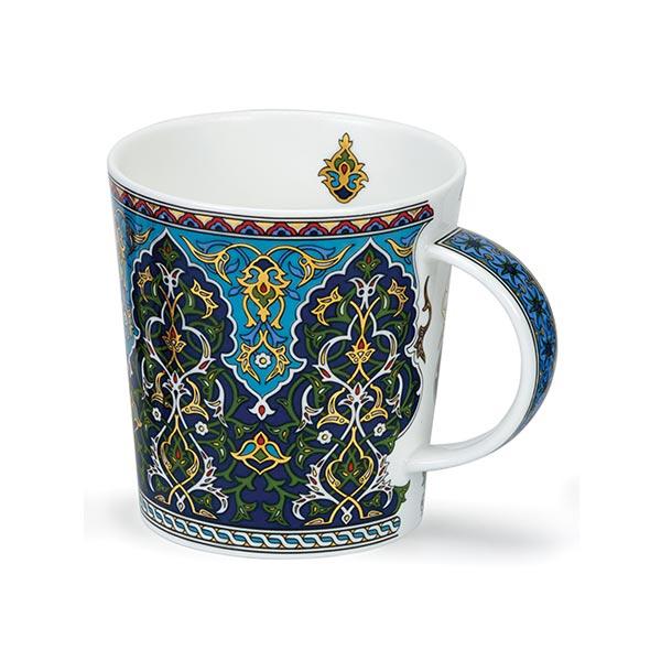 Dunoon Lomond Mug Sheikh Green-Dunoon