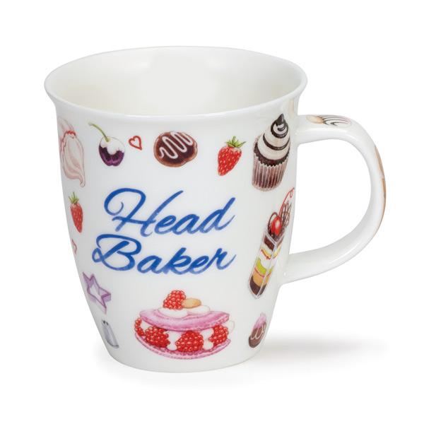 Dunoon Nevis Head Baker Mug-Dunoon