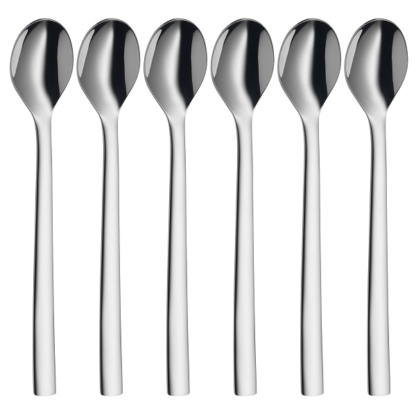 WMF Nuova Latte Macchiato Spoon Set-WMF