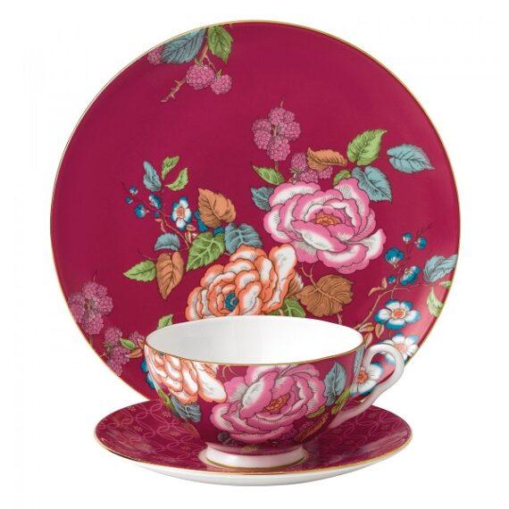 Wedgwood Tea Garden 3-Piece Set