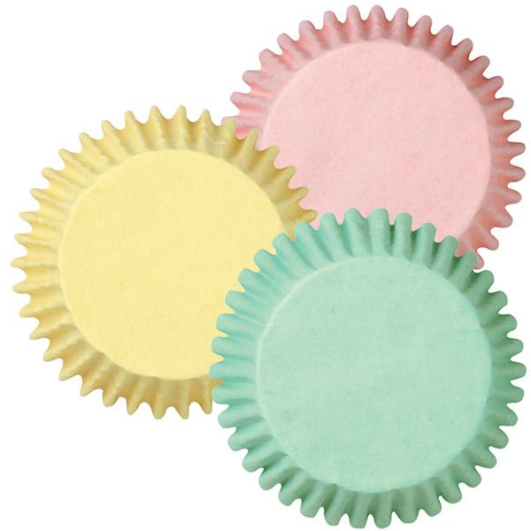 Wilton Assorted Pastel Colour Baking Cups