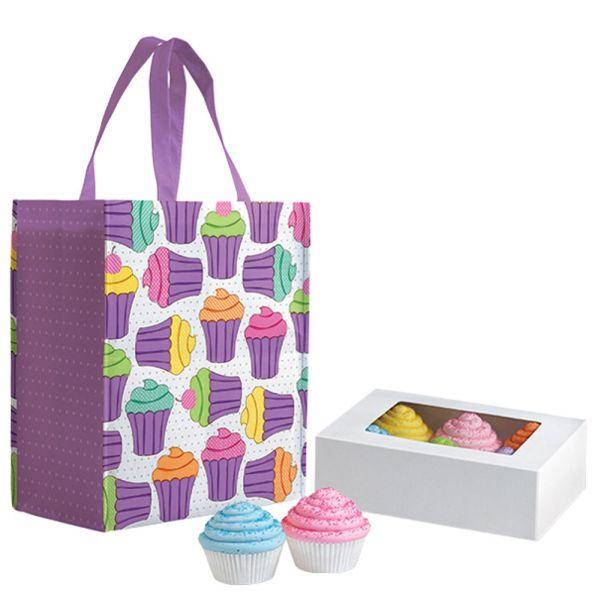 Wilton Cupcake Tote & Box Set-Wilton