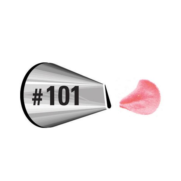 Wilton Petal Tip # 101