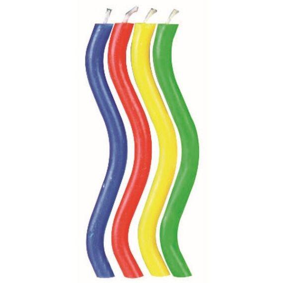 Wilton Rainbow Colours Wavy-Wilton