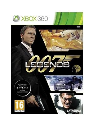 007 Legends (Intl Version) - Action & Shooter - Xbox 360
