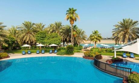 Abu Dhabi: 1-Night 5* Stay with Breakfast