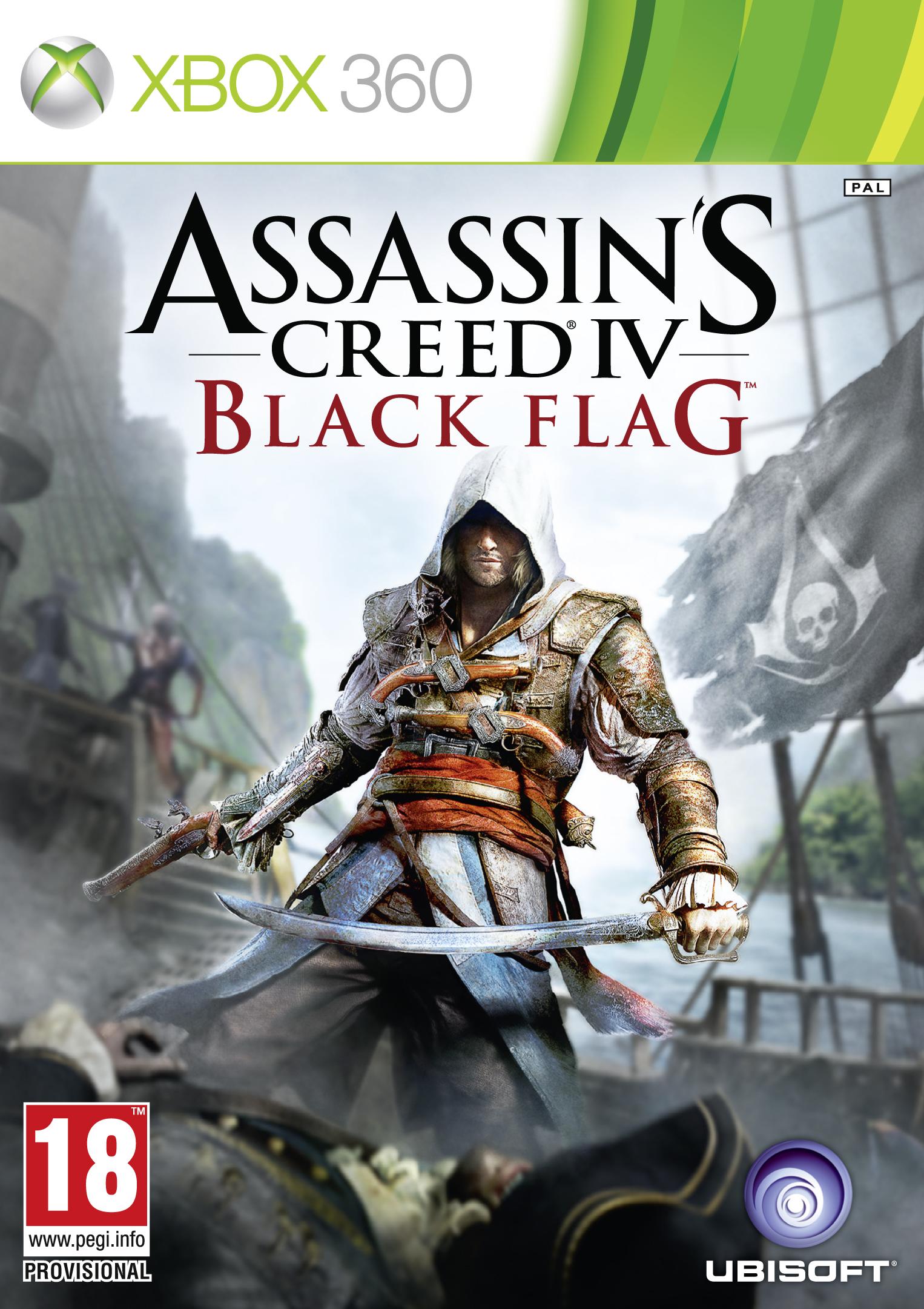 Assassin's Creed 4 - Black Flag (Xbox 360)