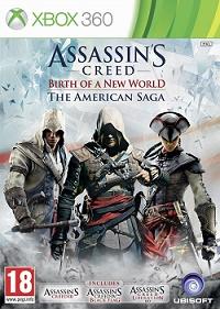 Assassins Creed American Saga Xbox 360