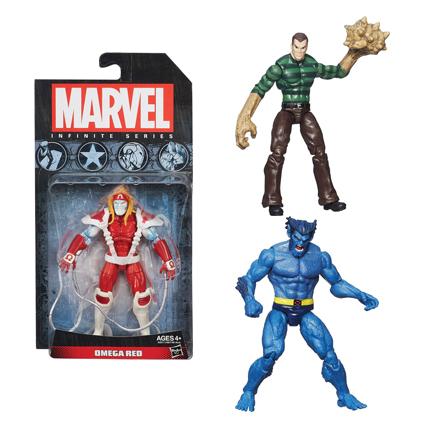 Avengers 3.75 Infinite Series Figure Assorted (A6749)