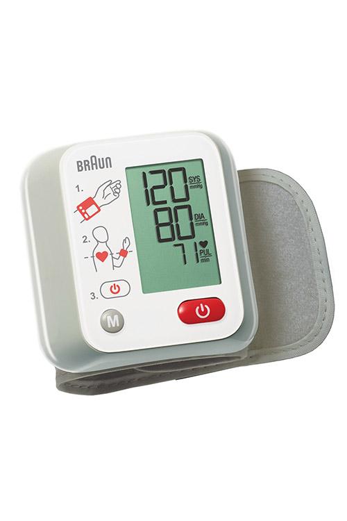Braun BP Monitor Wrist Vital Scan - 1 (BP2000)