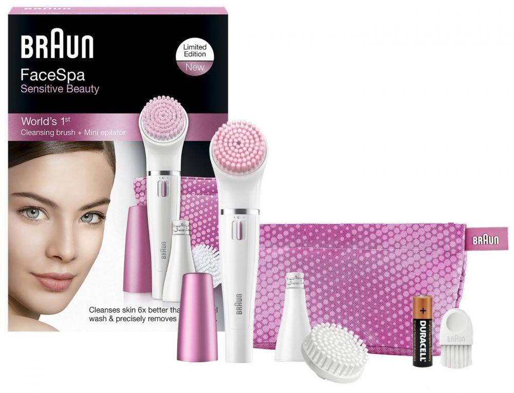 Braun Face Color Facial 2 Cleansing Brush