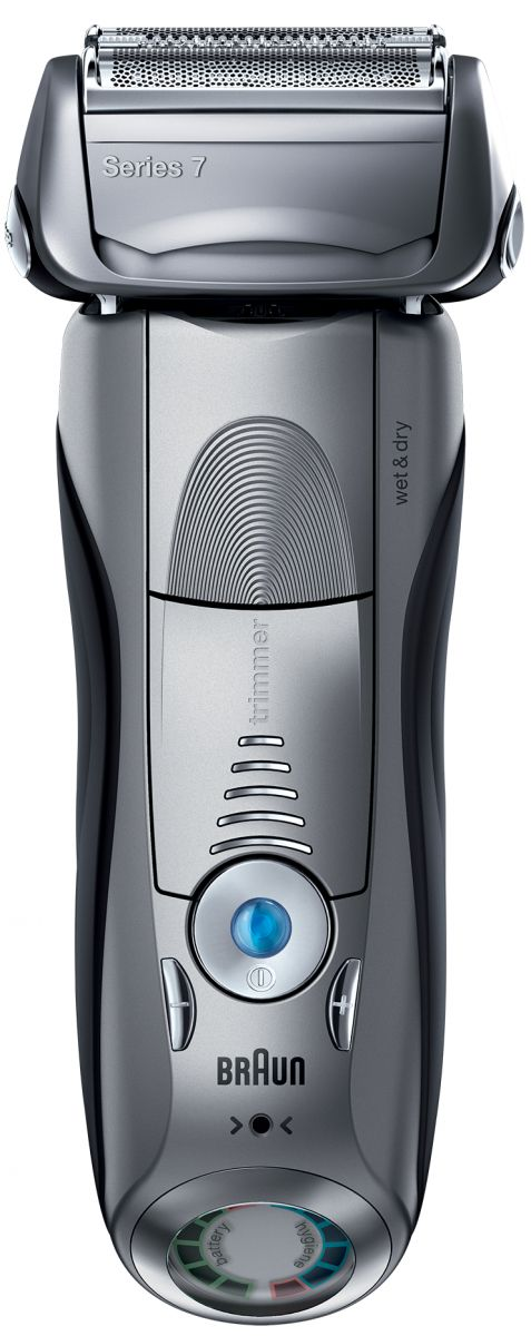 Braun Series 7 - Sonic Technology with Turbo mode