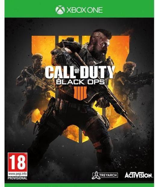 Call of Duty Black Ops 4 - Xbox One (Arabic)
