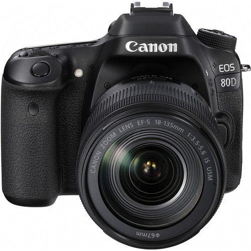 Canon EOS 80D Lens Kit - 24.2 MP