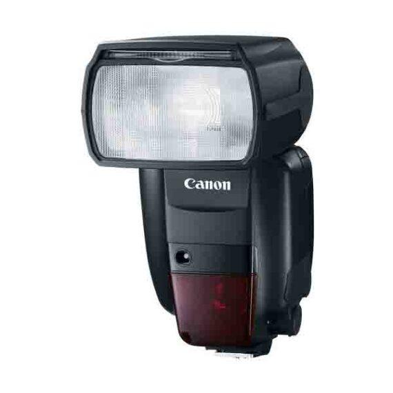Canon Speedlite Flash 600EXII RT Black With Free Gift