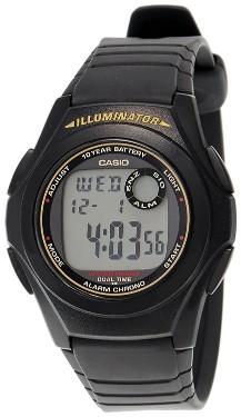 Casio Digital Watch F-200W-9ADF