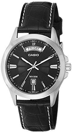Casio Enticer Watch for Men MTP-1381L-1AVDF
