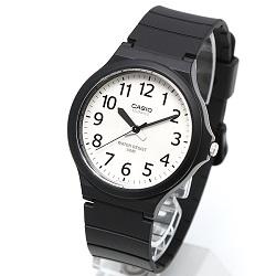 Casio Men Large Case Watch MW-240-7BVDF