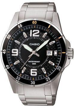 Casio Metal Men's Fashion Black Dial (MTP-1291D-1A2VDF)