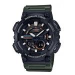 Casio Standard Analog Digital Watch (AEQ-110W-3AV)