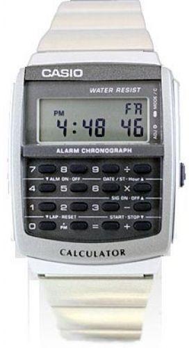 Casio Watch CA-506-1DF