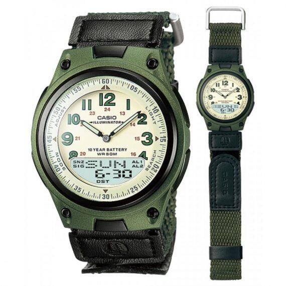Casio Watch for Men AW-80V-3BVDF (CN)