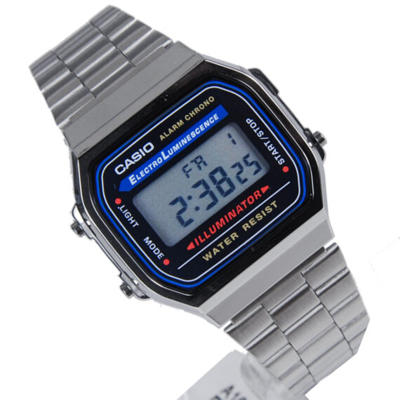Casio watch for men A168WA-1WDF