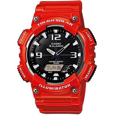 Casio watch for men AQ-S810WC-4AVDF (CN)