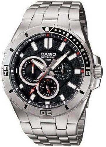 Casio watch for men [MTD-1060D-1AVDF (CN)]