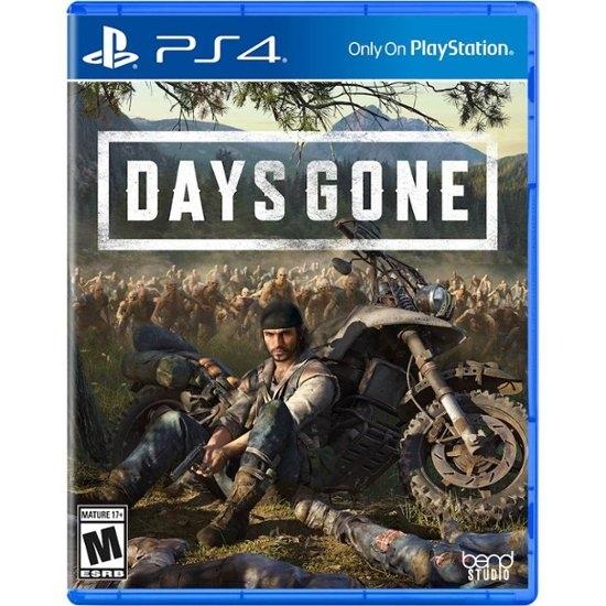 Days Gone -PlayStation 4