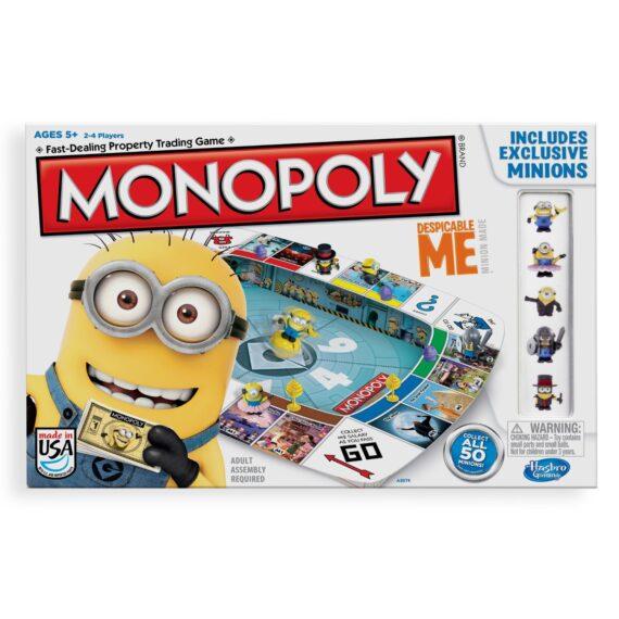 Despicable Me 2 Monopoly (A2574)