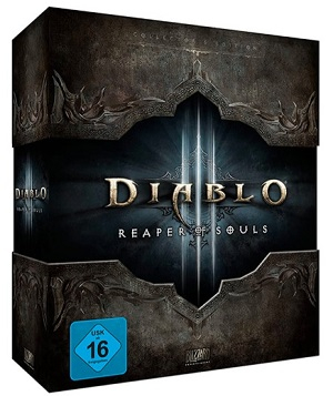 Diablo III Reaper Of Souls Collector's Edition - PC Game - PC Games
