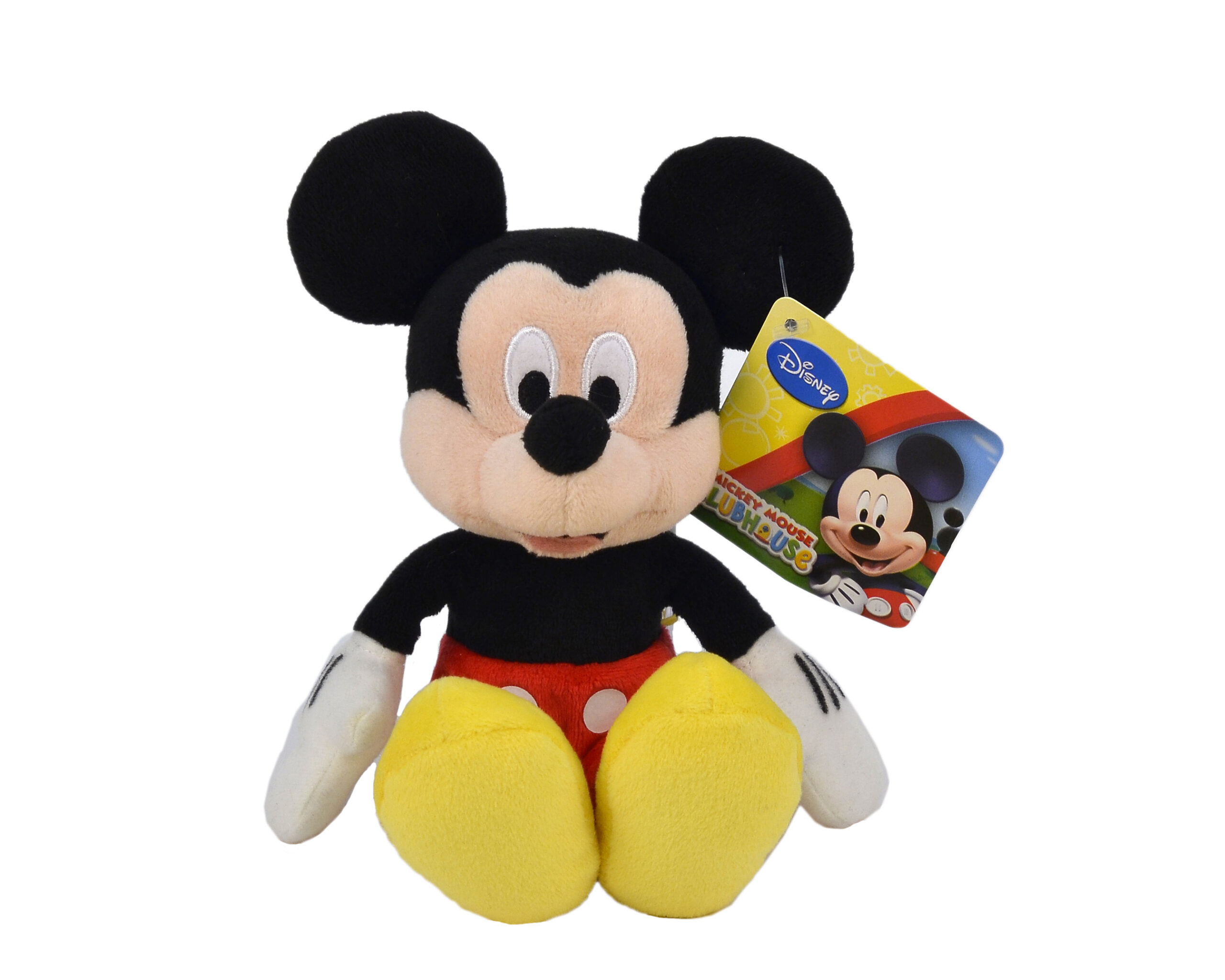 "Disney Plush - Mickey & Friends - Mickey Standard 8"" (PDP1100447)"