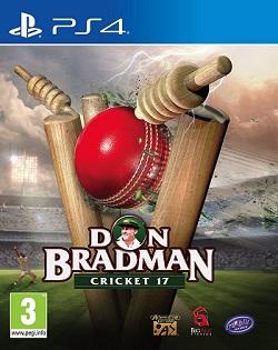Don Bradman Cricket 2017 - Playstation 4
