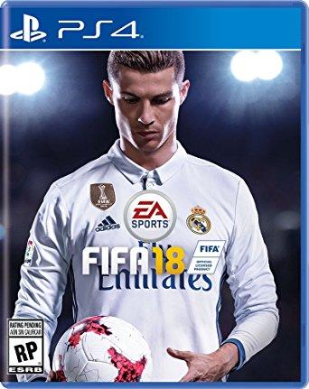 FIFA 18 - Playstation 4 (English)