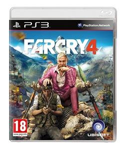 Far Cry 4 (PlayStation 3)