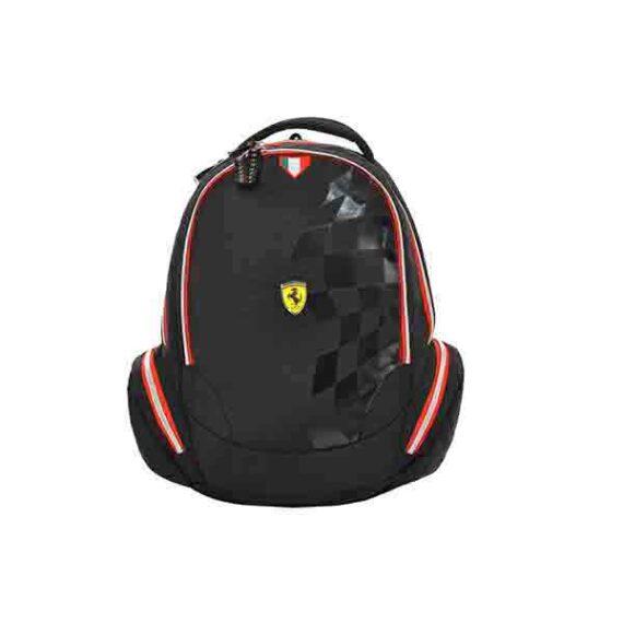 """Ferrari Fire In Horse Backpack 18"""" Bp (FRHR0701)"""