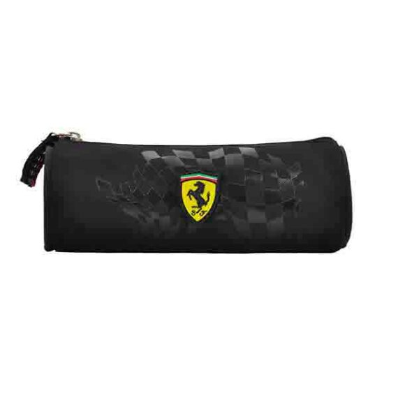 Ferrari Silver Horse Black Pencil Case Rd Pc (SLSH07107)