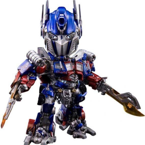 HEROCROSS Hybrid Metal Figuration Optimus Prime Diecast Action Figure