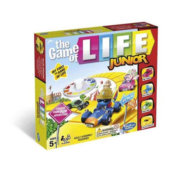 Hasbro Game Of Life Junior Board Game (E6678)