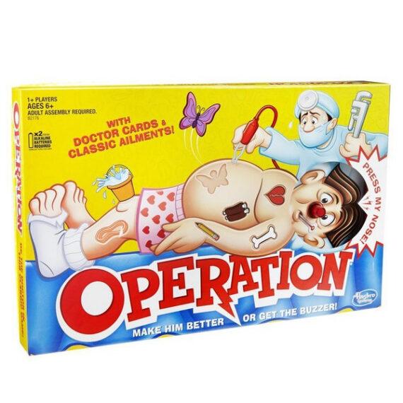 Hasbro Games Classic Operation (B2176)