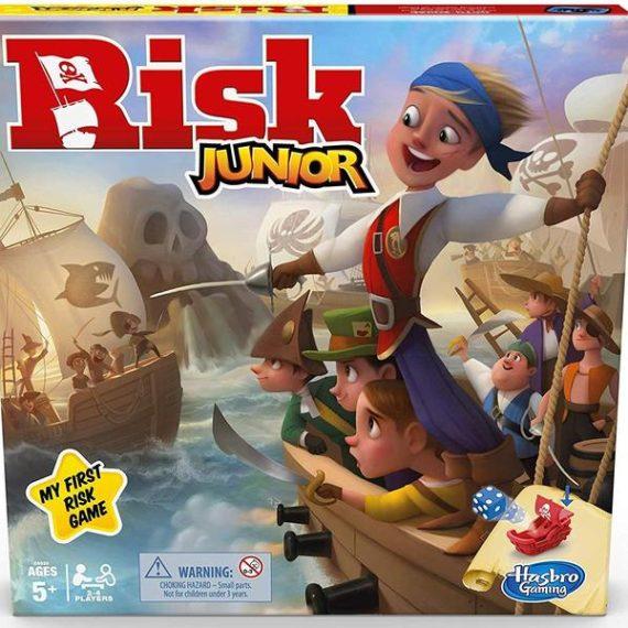 Hasbro Games Risk Junior Game (E6936)