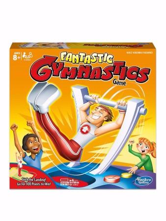 Hasbro Gaming Fantastic Gymnastics Game (C0376)