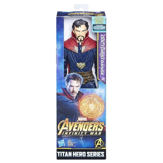 Hasbro Marvel Infinity War Titan Hero Series Doctor Strange With Titan