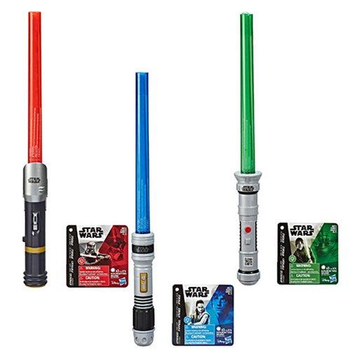 Hasbro Star Wars Lightsaber Academy Level 1 Lightsaber Assortment (E31