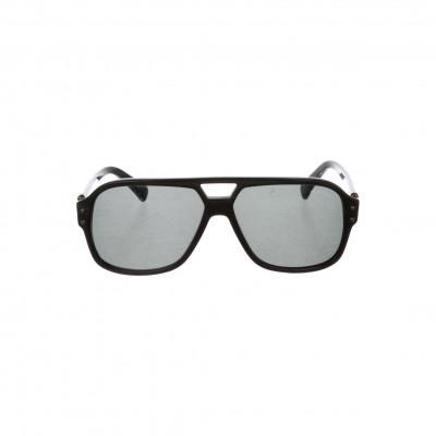 Lanvin Paris Oversized Unisex Sunglasses (SLN507-58-700) Size 58-13-14