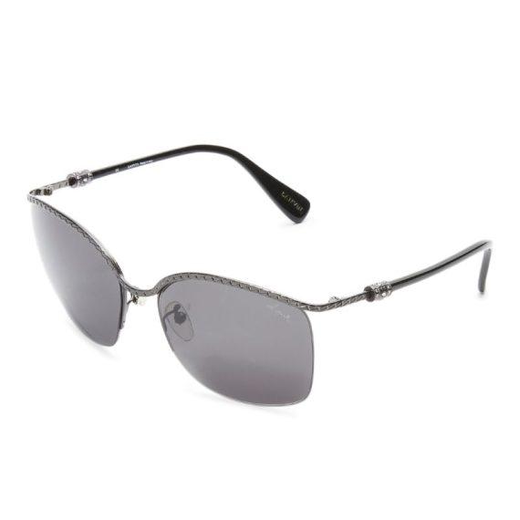 Lanvin Women's Runway Fashion Grey/Black Sunglasses/Sunnies/ Shades wi